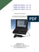 PC Analyzer 5000 / 6000 / 7000