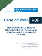 Implantación de Un Sistema ERP Hotel Mointe Verde