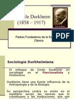 Durkheim -