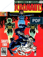 The Micronauts 11 Vol 1