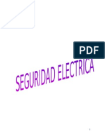 Modulo No.1 Seguridad Electrica