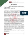 Property - Case Digests