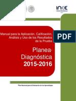 Manual Planea Diagnostica