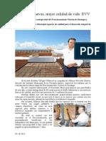 05.10.2013 Comunicado Con Casas Nuevas, Mejor Calidad de Vida EVV