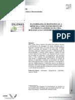 Soberania e Biopolitica No Brasil