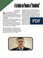 Venezuela y su crisis