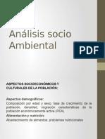 Análisis Socio Ambiental
