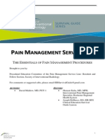 Sacroiliac Joint Injection - SIR Pain Survival Guide