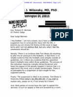Brady Letters Part 2 Redacted
