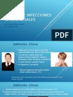 Manejo de Infecciones Nasosinusales