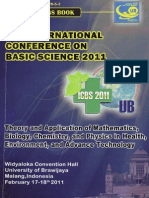 International Conference on Basic Science (ICBS)