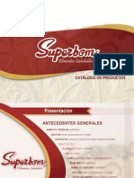 Catalogo Alimentos Superbom