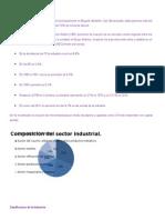 Sectores Manufactureros Mexico Parecidos a Colombia
