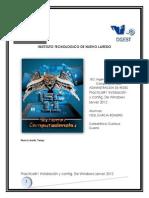 Practica #1 Instalacion y Configuracion de Windows Server 2012-Fidel_Garcia_Romero-11100190