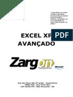 Apostila - Excel XP Avancado