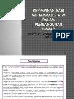 Kepimpinan nabi muhammad - pakcik (sirah).pptx