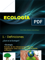 Clases Ecologia