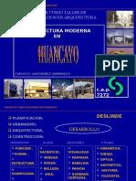 E-1 Proceso Urbano Huancayo i
