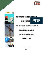 Projeto Integrador Manual Sst