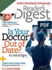 Reader's Digest - November 2009 (US) (NO ADS) Malestrom