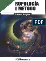 Bragdon - Antropología Del Método