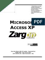 Apostila - Access XP