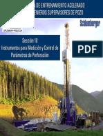 1instrumentos Medidión y Control de Parámetros de Perforac