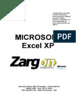 Apostila - Excel XP