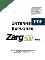 Apostila - Internet Explorer