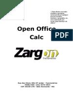 Apostila - OpenOffice Calc