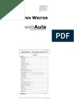 Apostila - OpenOffice Writer