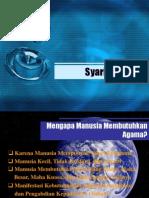 1-Mengenal Syariah Islam