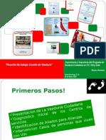 Programa Veeduría Ciudadana ITS, VIH y Sida. COPRESIDA