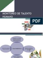 Monitoreo de Talento Humano