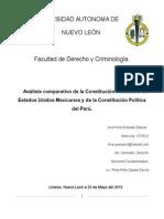 Analisis de Comparacion MEX-PERU