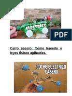 Proyecto Carro Casero