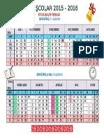 Calendar Sc Primar 1516