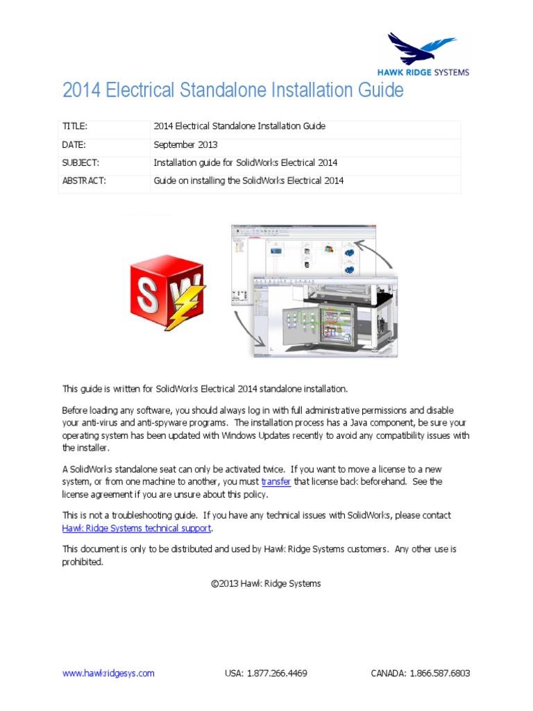 14electricalstandaloneinstallpdf Windows Vista Computer File
