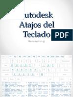 AutoCAD Atajos Teclado.ppt