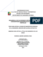 Barrera Rp Instrumentacion