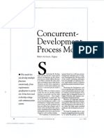 Mod 1 Concurrent Process Models