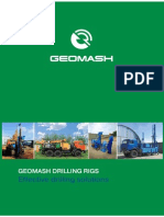 GEOMASH - Product Catalogue