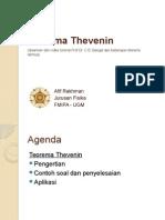 01==Theorema Thevenin