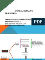 Introducción Al Derecho Tributario (Curso Funcionarios Judiciales) (1)