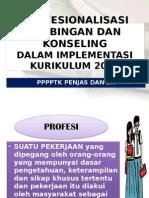Profesionalisasi Bk Smp