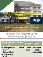 Standar Operasional Prosedur ( Sop ) Pelayanan Publik