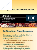Ch08.Ppt -Strategy in Global Environment