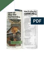 ตำราฝึกหัดเป่า Harmonica