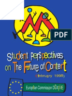 Student Perspectives on the Future of Content