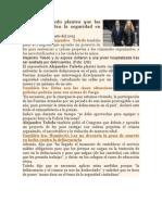 Alejandro Toledo Plantea Que Las FF